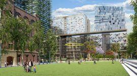 Ciudad ecológica en Sydney, Australia
