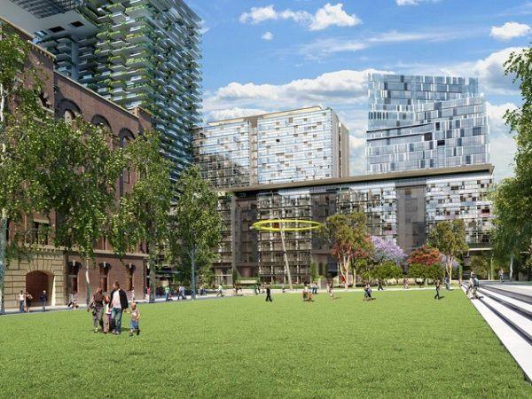 ciudad ecologica sydney