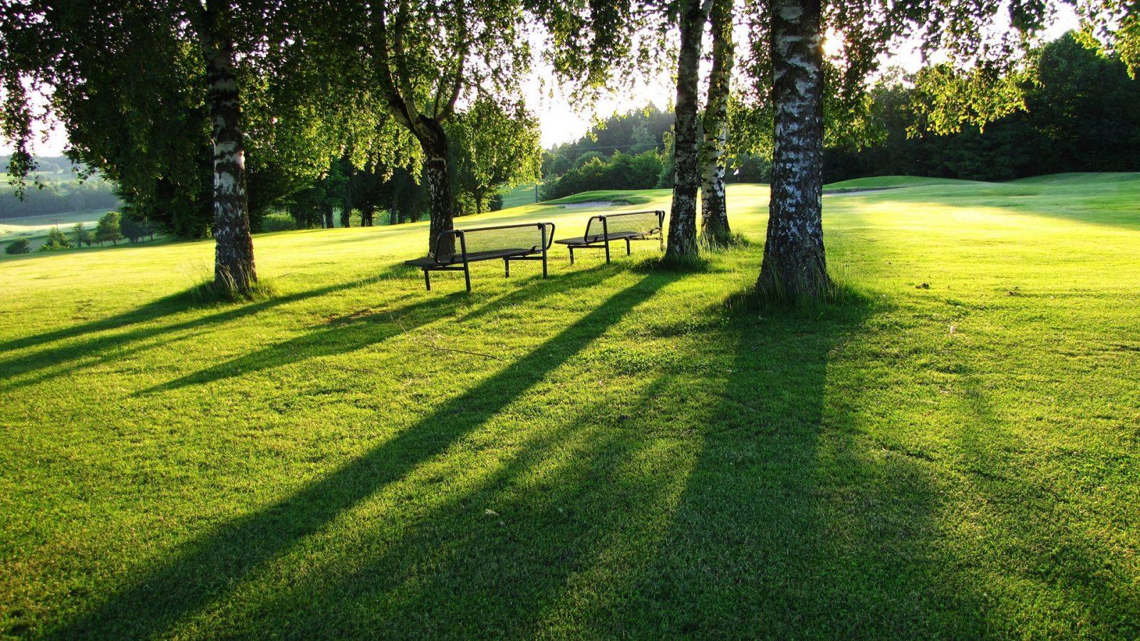 Las ciudades m s limpias del mundo en fotos for Para desarrollar un parque ajardinado