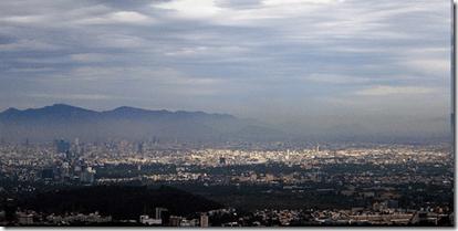 smog en Ciudad de México