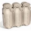 Botellas de papel, la solución al problema del plástico