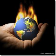 El mundo está gobernado por inconscientes, al menos en materia ecológica