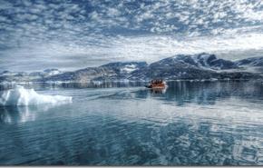 2 billones de toneladas de masa glacial es lo que ha perdido el Ártico en 5 años