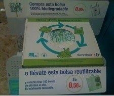 Bolsas biodegradables y medio ambiente