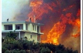 Incendiómetro 2009: el peor año de la década en incendios forestales