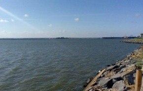 Nuevo vertido en la costa de Huelva