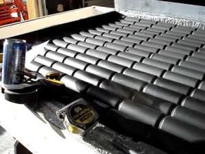 Paneles solares caseros for Panel solar pequeno