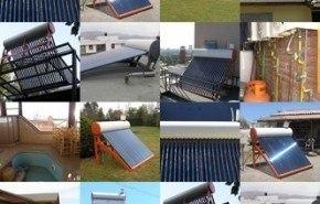 Tipos de paneles solares en función de la forma