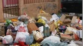 Cantidad de basura generada en 2007