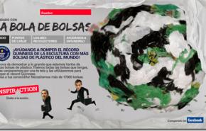 La Bola de Bolsas contra el cambio climático