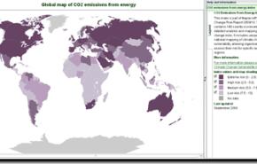 Los mayores contaminadores mundiales