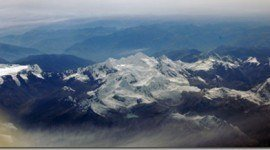 Los glaciares de Perú se pintarán de blanco
