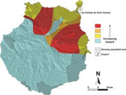 The Holocene volcanic history of Gran Canaria island: implications for volcanic hazards