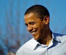Barack Obama muestra preocupación por el medio ambiente