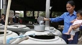 Agua potable para Camboya