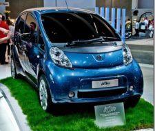 Peugeot: nuevo coche ecológico