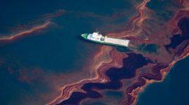 El Derrame de petróleo en el Golfo de México