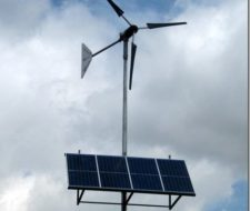 Energías renovables 2010