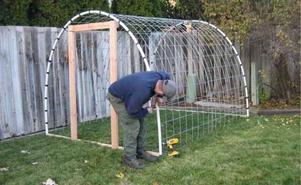 Como construir un invernadero 3