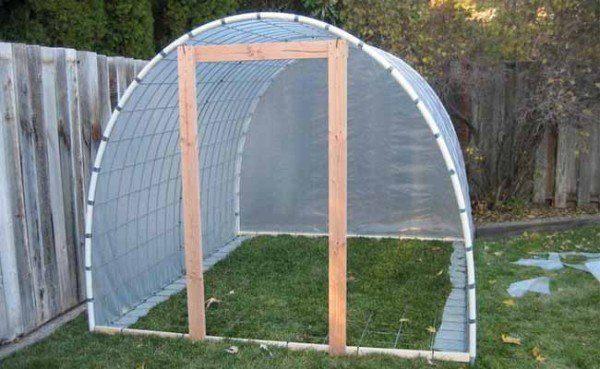 Como construir un invernadero 4