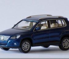 Volkswagen Tiguan: coche ecológico