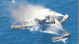 ¿Nuevo Derrame de Petroleo en el Golfo de Mexico?