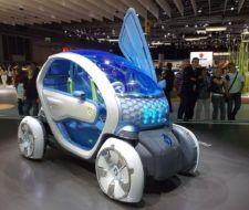 Renault nos presenta el Twizy, un coche eléctrico asequible
