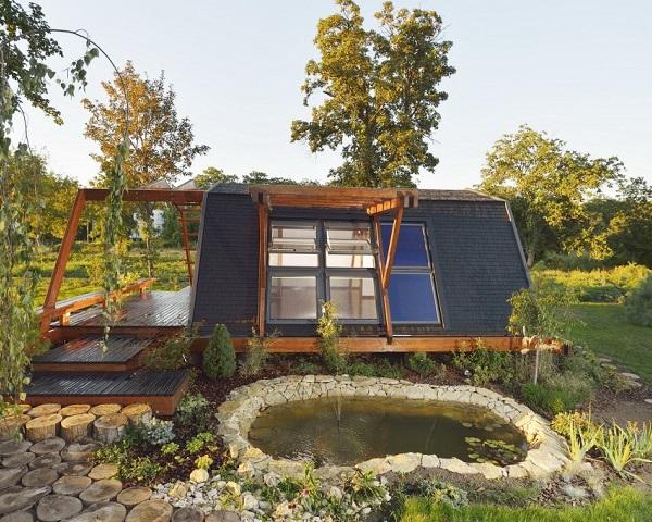 Casas ecologicas todo lo que debes saber for Cual es el techo mas economico para una casa