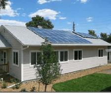 Casas Ecologicas: ahorro energetico y energia renovable