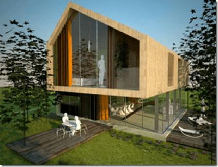 Como construir una casa ecologica - Como crear tu casa ...