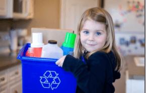 El reciclado en las Casas Ecologicas