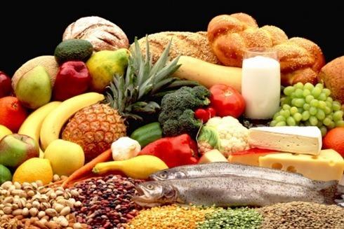 alimentos inorganicos