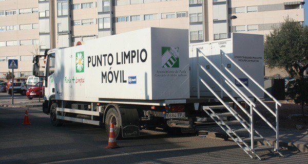 punto limpio movil madrid