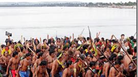 La justicia brasilera traba la construccion de represa de Belo Monte