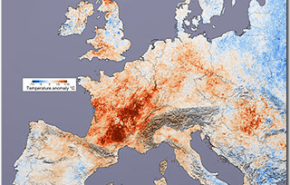 Calentamiento Global | La Ola de Calor de 2010 fue la peor en 5 siglos