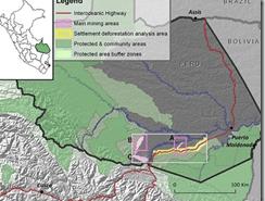 Amazonia Peruana: Oro, Deforestacion y Contaminacion