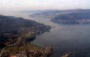 Contaminación en la Ría de Vigo