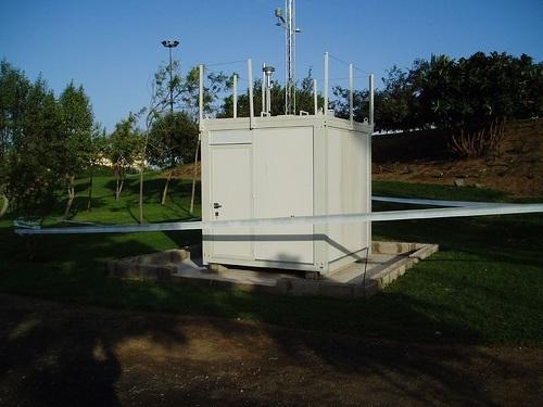Sistema de medición de calidad del aire