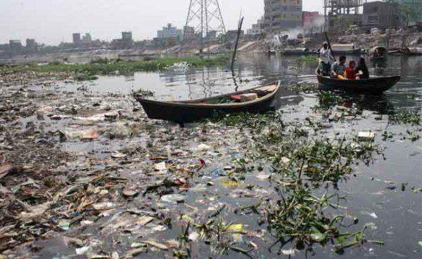 Como prevenir la contaminacion de rios