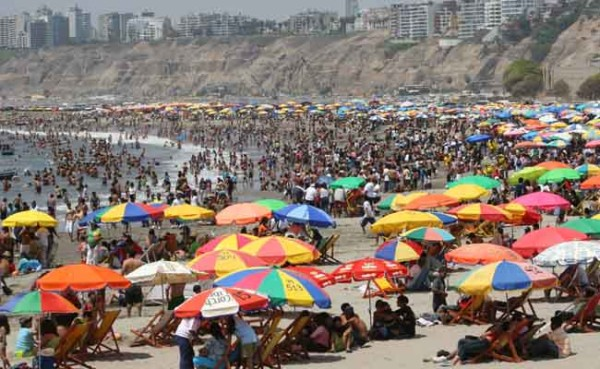 Contaminacion biologica en playas