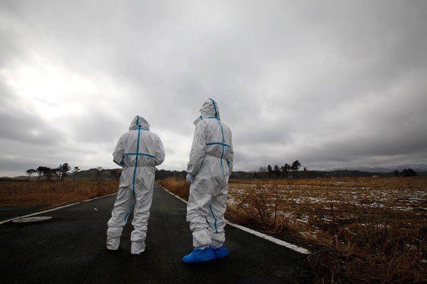 apagon nuclear en japon okuma