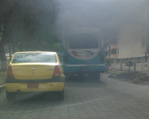 causas smog