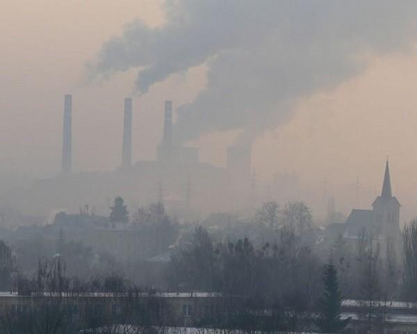 Smog fotoquimico efectos en el medio ambiente 9