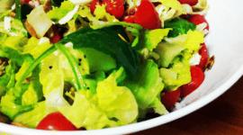 7 razones por las que ser vegetariano es bueno para el planeta