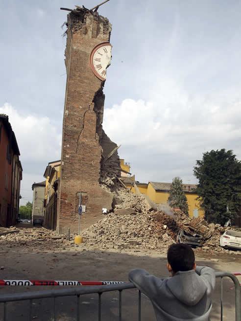 Resultado de imagen de Terremoto Italia.