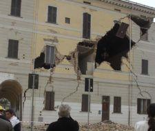 Terremotos en Italia 2012