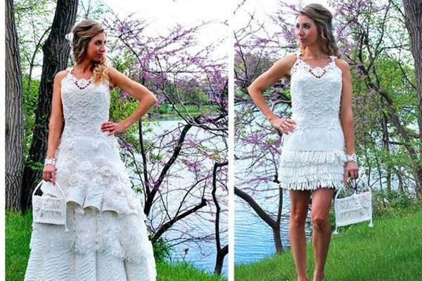 vestido de novia ecologico