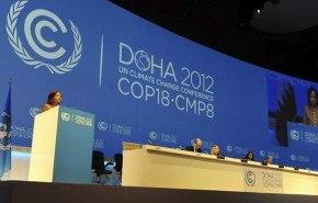 La cumbre de Doha, continúa la lucha contra el cambio climático