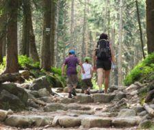 Recomendaciones medioambientales para excursionistas