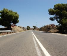 Neumáticos reciclados + asfalto = carreteras ecológicas